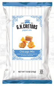 FAMILY SNACKS: G.H CRETORS CHICAGO MIX