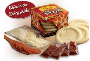 The Family Finest Make N Bake Pizza Kits