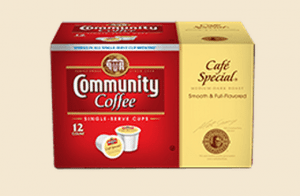 Make Community Coffee a Tradition