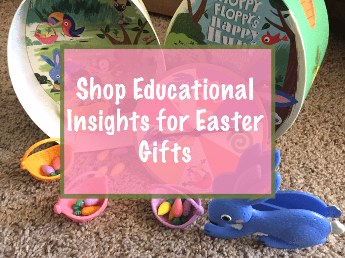 Shop Educational Insights for Easter Gifts Featured Image