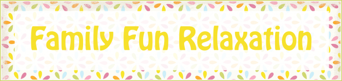 Spring Family Fun Night Relaxation Button
