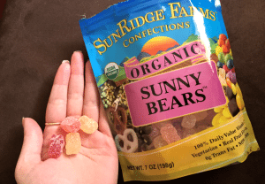 SunRidge Farms Organic Sunny Bears for Easter