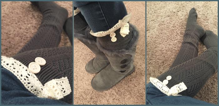 Sweetly Savvy Socks