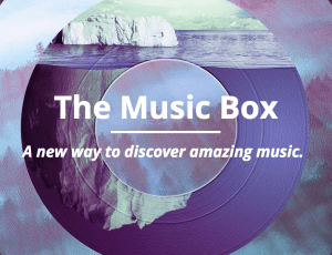 The Music Box Subscription Logo
