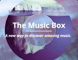 The Music Box Subscription Logo