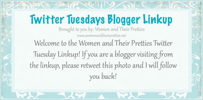 Twitter Tuesdays Blogger Linkup