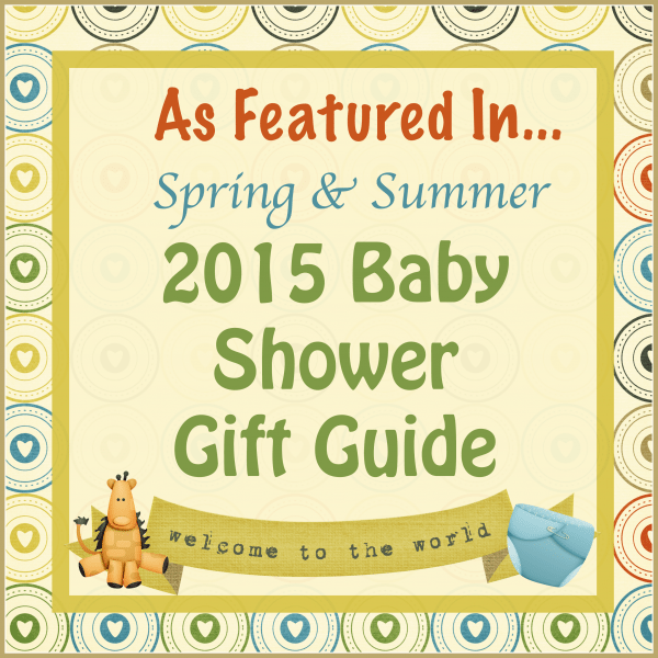 #TwoBlogsFunGuides Spring & Summer Baby Shower Gift Guide As Featured Button