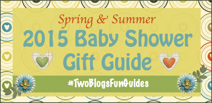 #TwoBlogsFunGuides Spring & Summer Baby Shower Gift Guide Featured Image Button