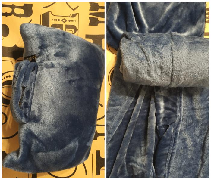 2. Fold n Go Blanket