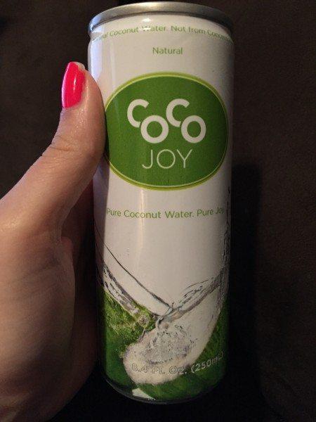 CoCo Joy Coconut Water