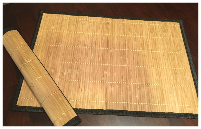 Bamboo Placemats