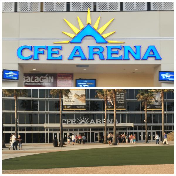 CFE Arena at UCF