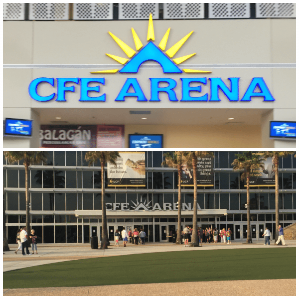 CFE Arena at UCF