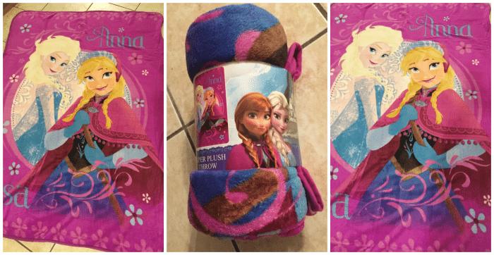 Disney Frozen Sisters Blanket