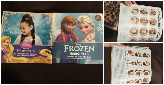 Disney Hairstyles Books