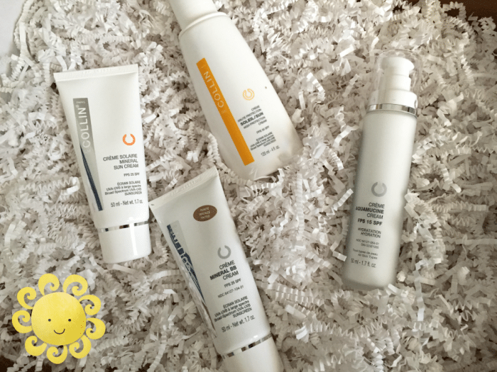 G.M Colling Sunscreens