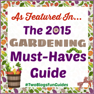 Gardening Must Haves Guide As Featured in Button