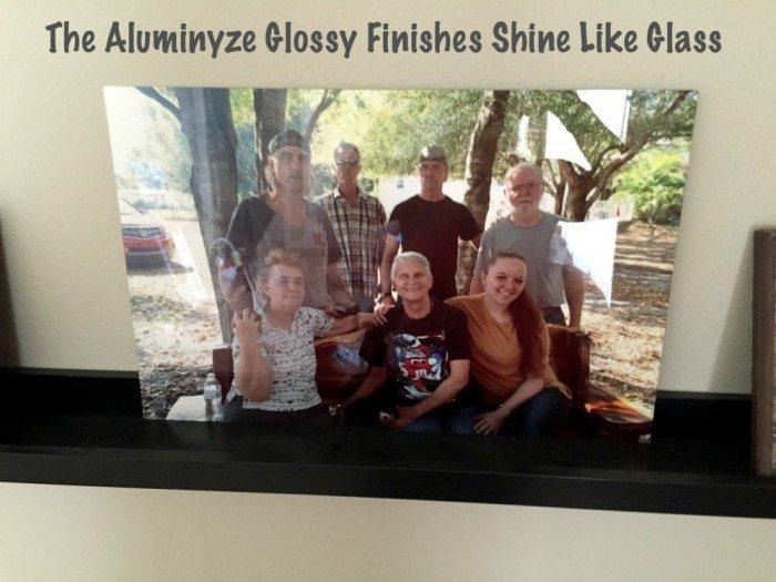 Glossy Aluminyze Glossy
