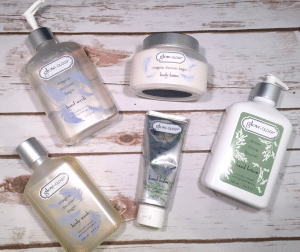 Glow-Ology Bath & Body Products