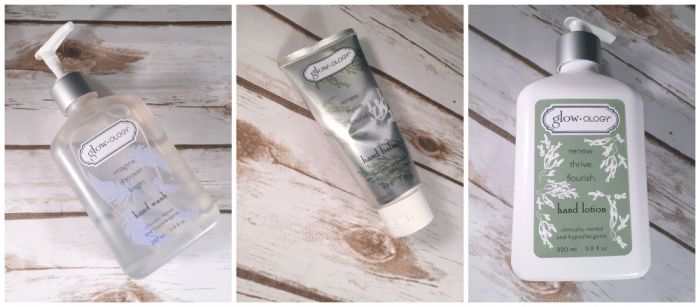 Glow-Ology Hand Products