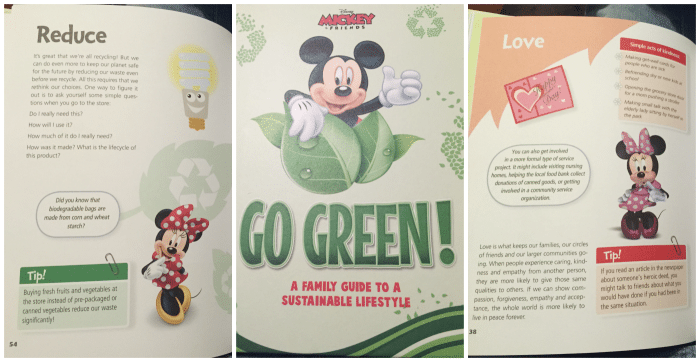 Go Green! A Family Guide To A Sustainable Lifestyle Book