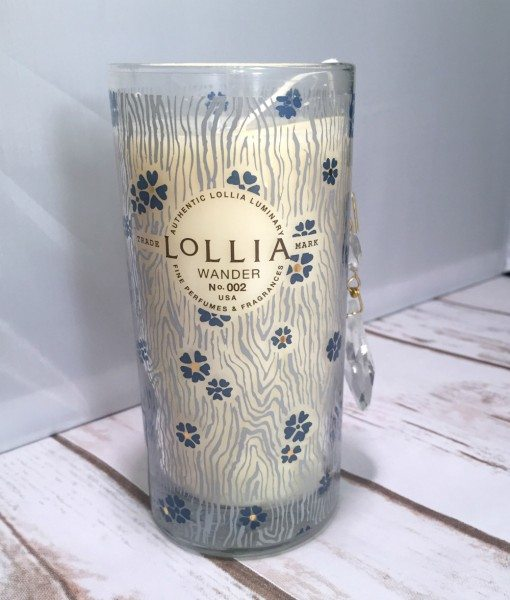 Lollia Wander fragrance candle
