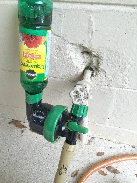 Miracle Gro Universal Liquid Feed Pretties Gardening Series