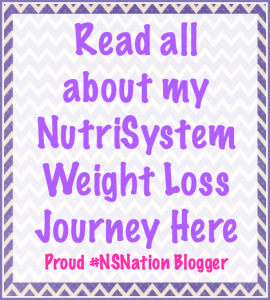 #NSNation Blogger Weight Loss Journey Button