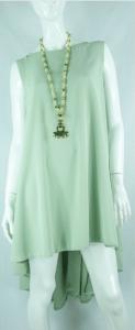 Mint Floaty Dress