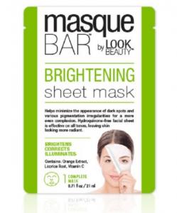 Masque Bar Brightening Sheets