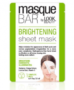 Masque Bar Brightening Sheets