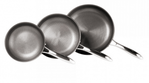 Black Cube™ Fry Pans & Wok