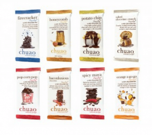 Chuau Chocolate Bar