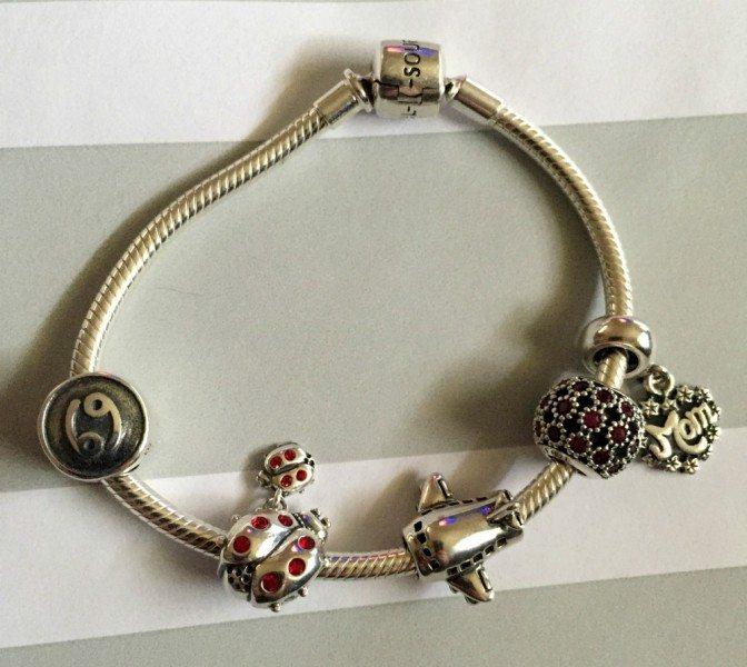 Silver Basic Bracelet from SouFeel
