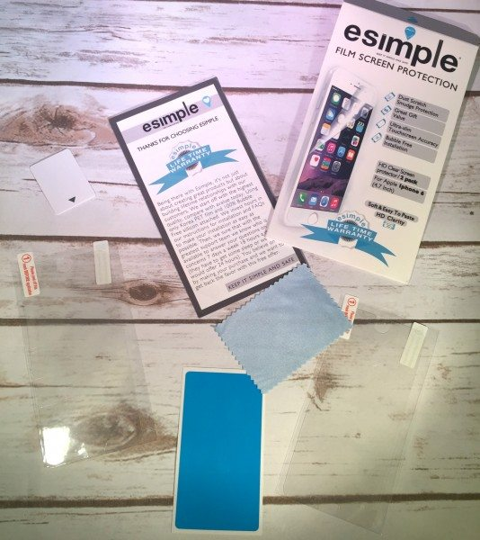 eSimple Film Screen Protection