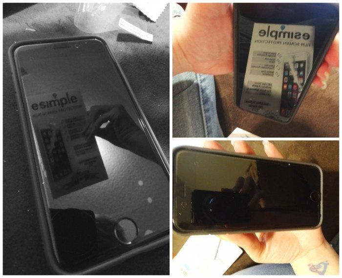 eSimple iPhone 6 Film Screen Protection