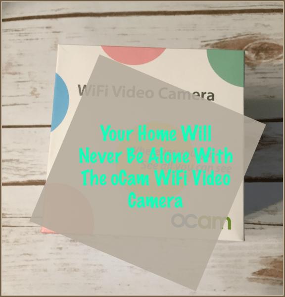 oCam WiFi Video Camera