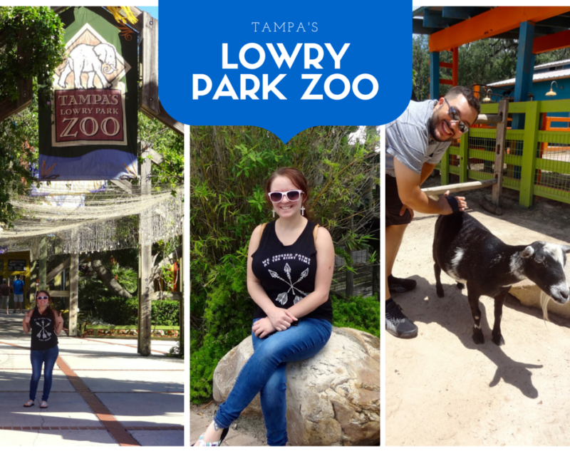At Tampa's Lowry Park Zoo (1)