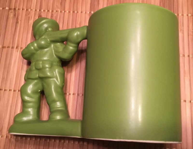 Big Mouth Inc Army Mug