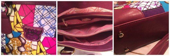 Fricaine Wink Satchel Bag