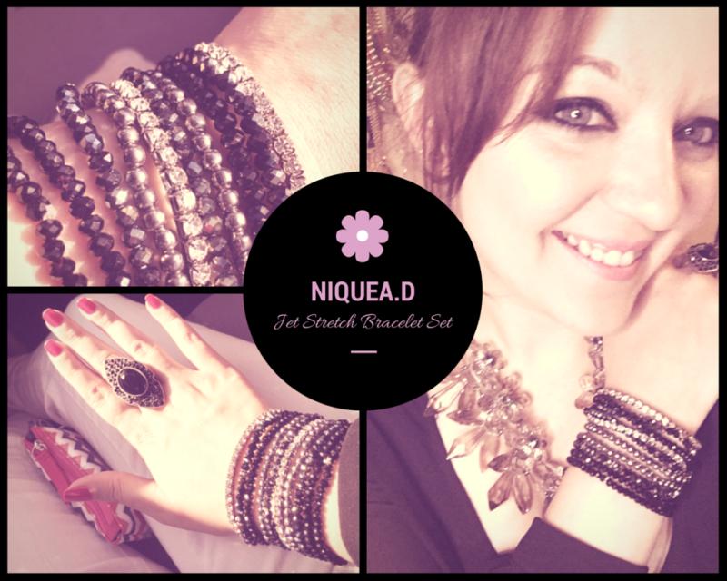 NIQUEA.D bracelet set