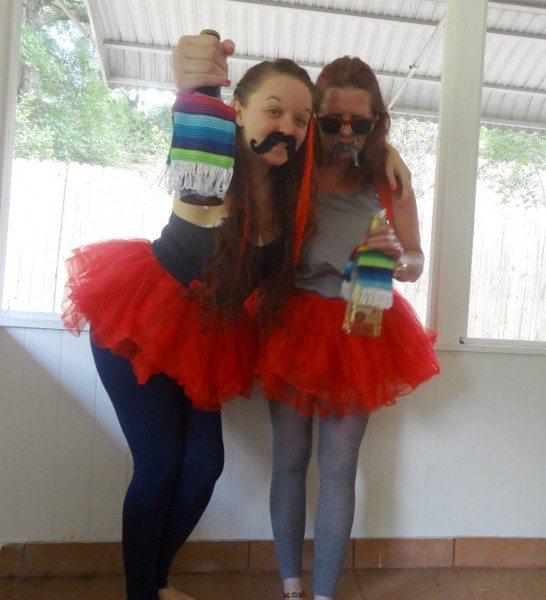 Party City Ballerinas