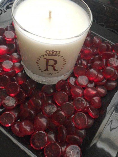 Roxy Princess Candle
