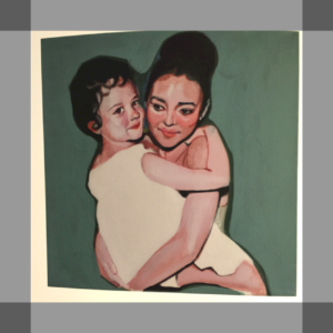 Saatchi Original Art - Mother With Child