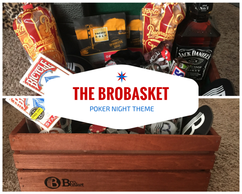 The BROBASKET Poker Night Theme