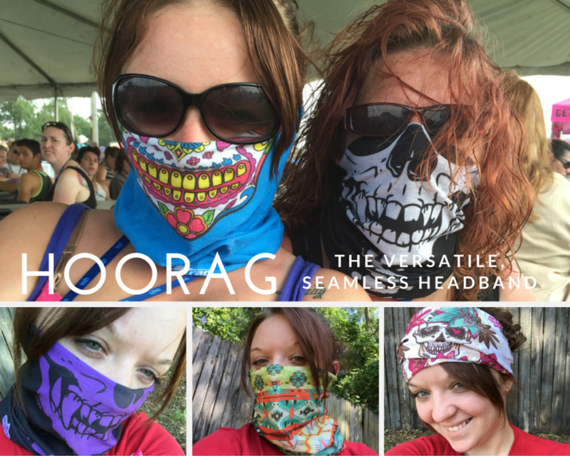 hoo-rag collage