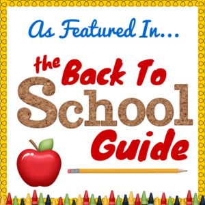 Back To School Guide As Featured In #TwoBlogsFunGuides
