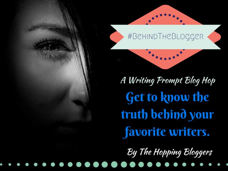 #BehindTheBlogger Header Image