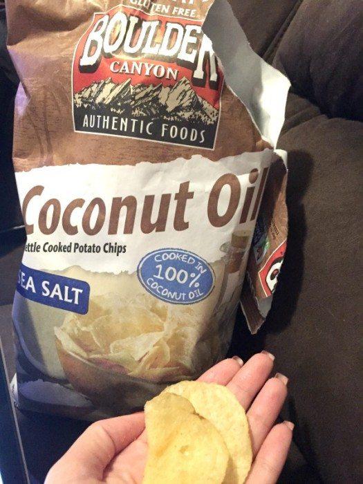 Boulder Canyon Coconut Oil