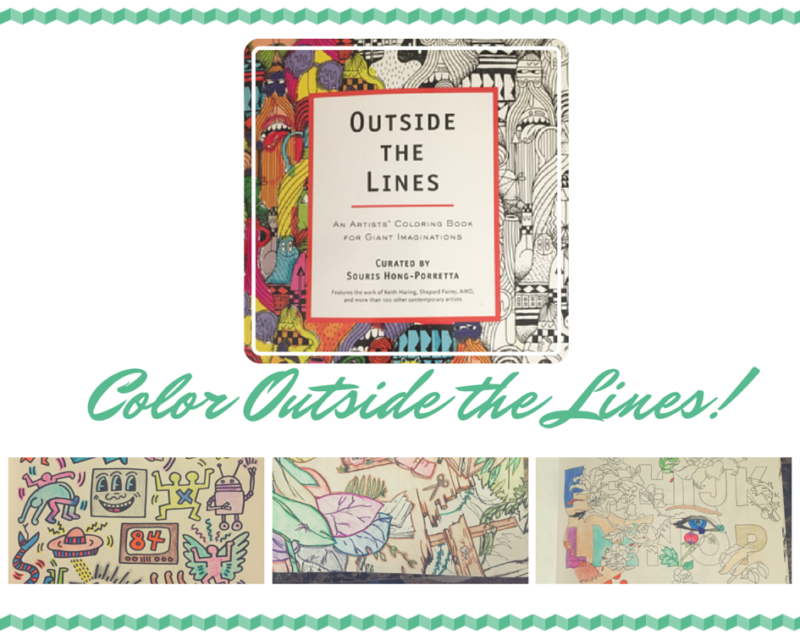 Color Outside the Lines!